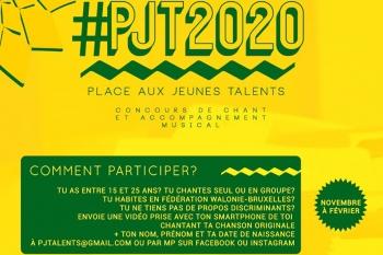 Place aux Jeunes Talents 2020